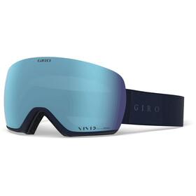Giro Article Gafas Hombre, negro/azul